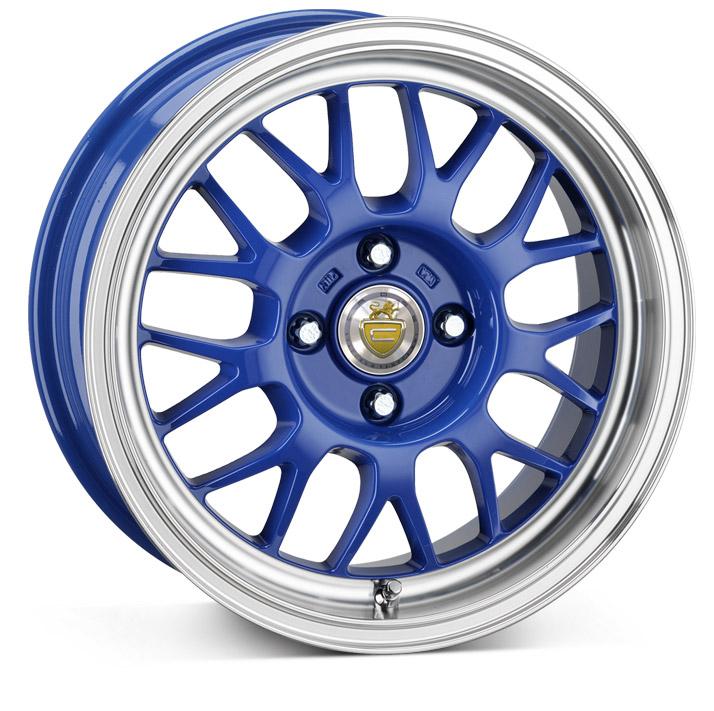 CADES EROS 6,5x15 4x108 ET35 BLUE