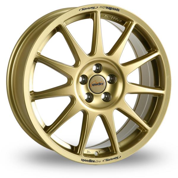 SPEEDLINE CORSE TURINI KIT Type 2120 7x17 GOLD