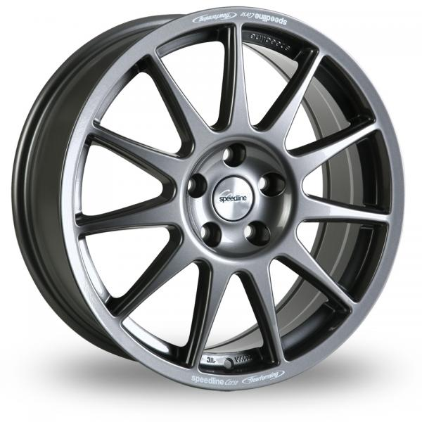 SPEEDLINE CORSE TURINI KIT Type 2120 7x17 ANTHRACITE