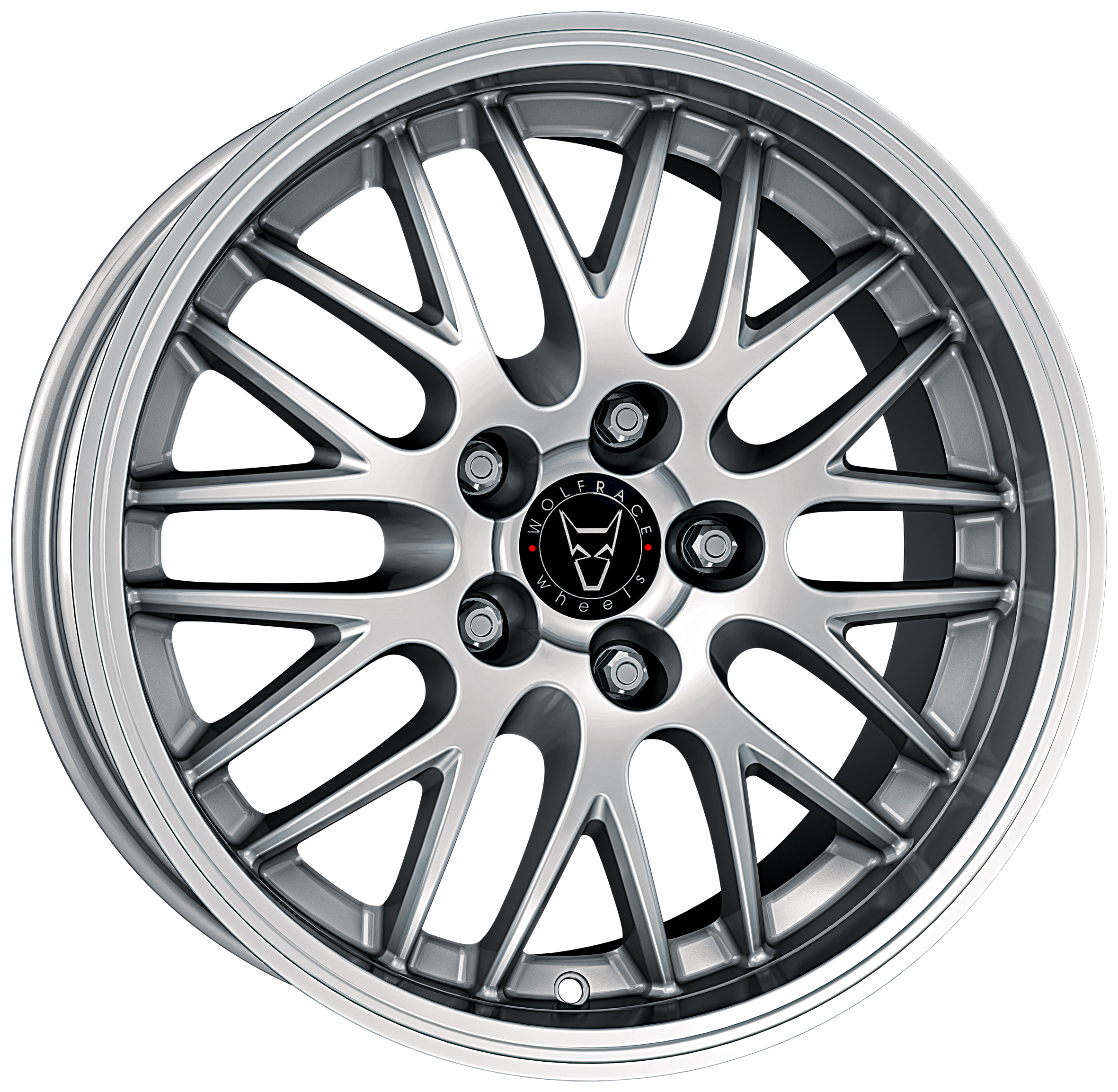 WOLFRACE GB NORANO 8x17 5x100 ET35 STRELING SILVER