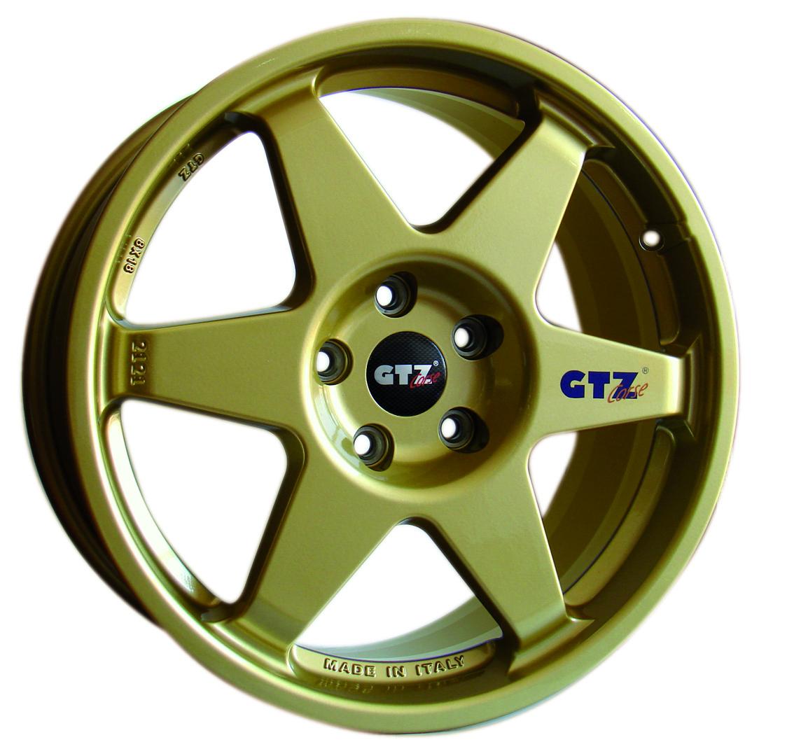 SPEEDLINE CORSE GTZ type 2121 8x18 5x100 ET48 GOLD