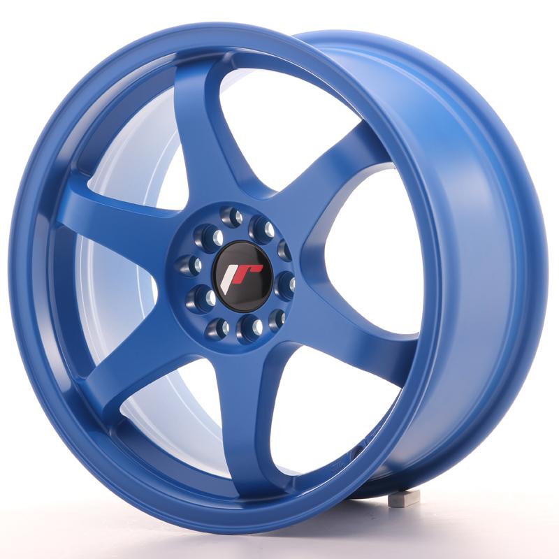 JR3 8x17 5x100/114,3 ET35 BLUE (Hmotnost: 8,8kg)