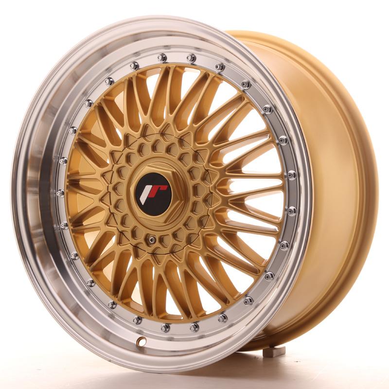 JR9 8x18 5x108 ET35-40 GOLD