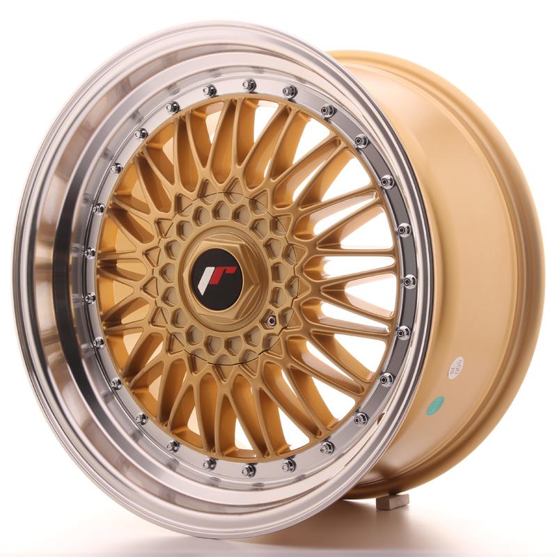 JR9 9x18 5x108 ET40 GOLD