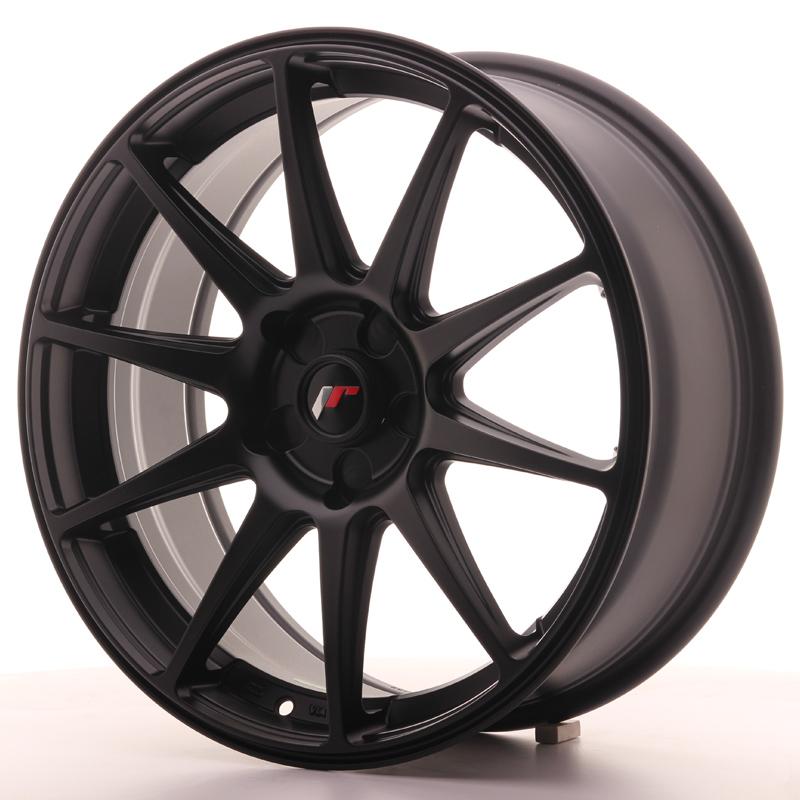 JR11 7,5x18 5x108 ET35-40 MATT BLACK