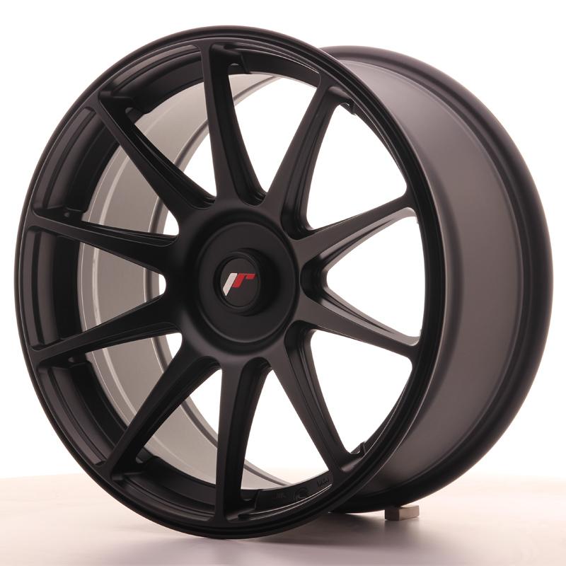 JR11 8,5x18 5x108 ET35-40 FLAT BLACK