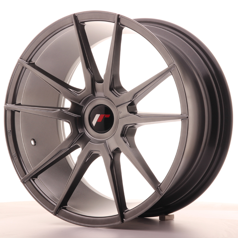 JR21 8,5x18 4x108 ET30-40 HYPER BLACK