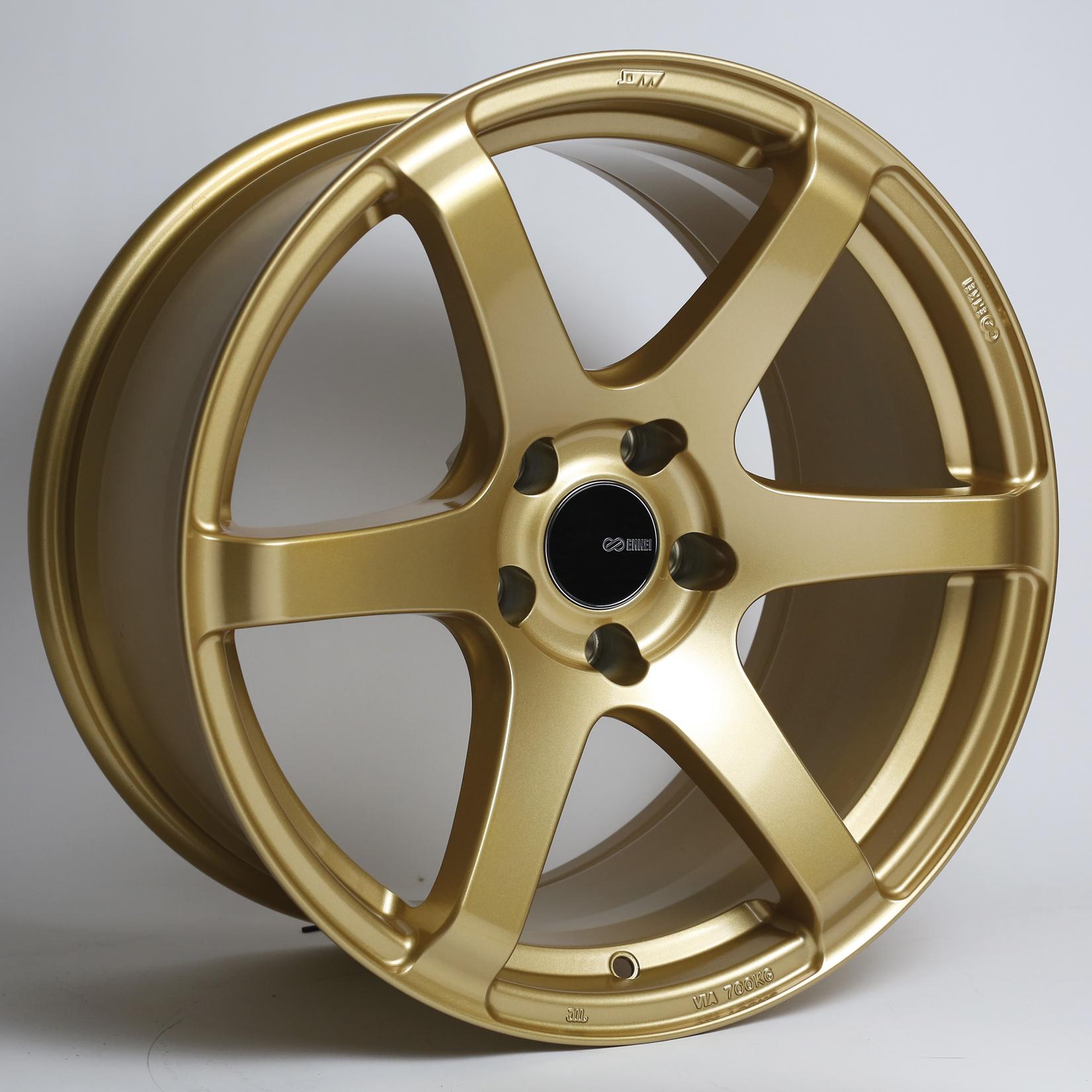 ENKEI T6S 8x17 5x100 ET45 GOLD