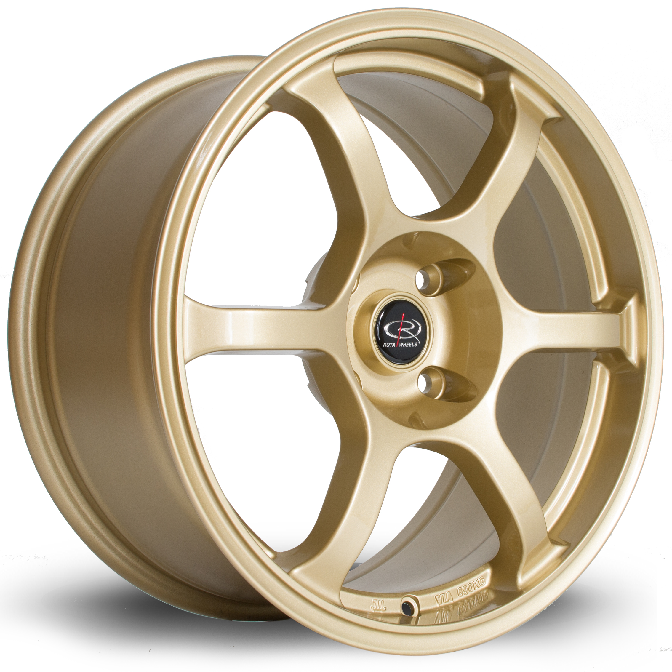 ROTA BOOST 7,5x17 4x114,3 ET45 GOLD