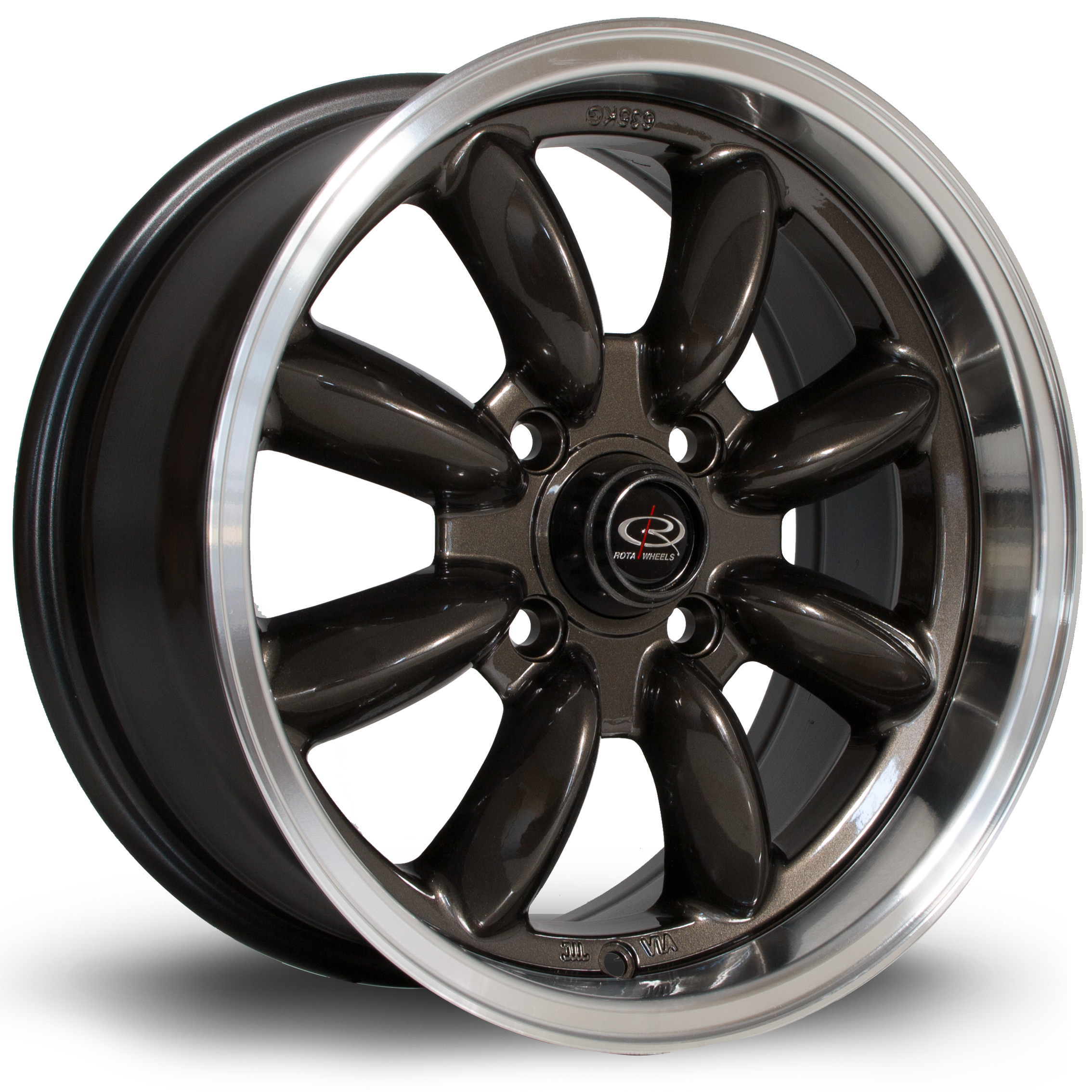 ROTA RB 7x15 4x108 ET30 ROYAL GUNMETAL
