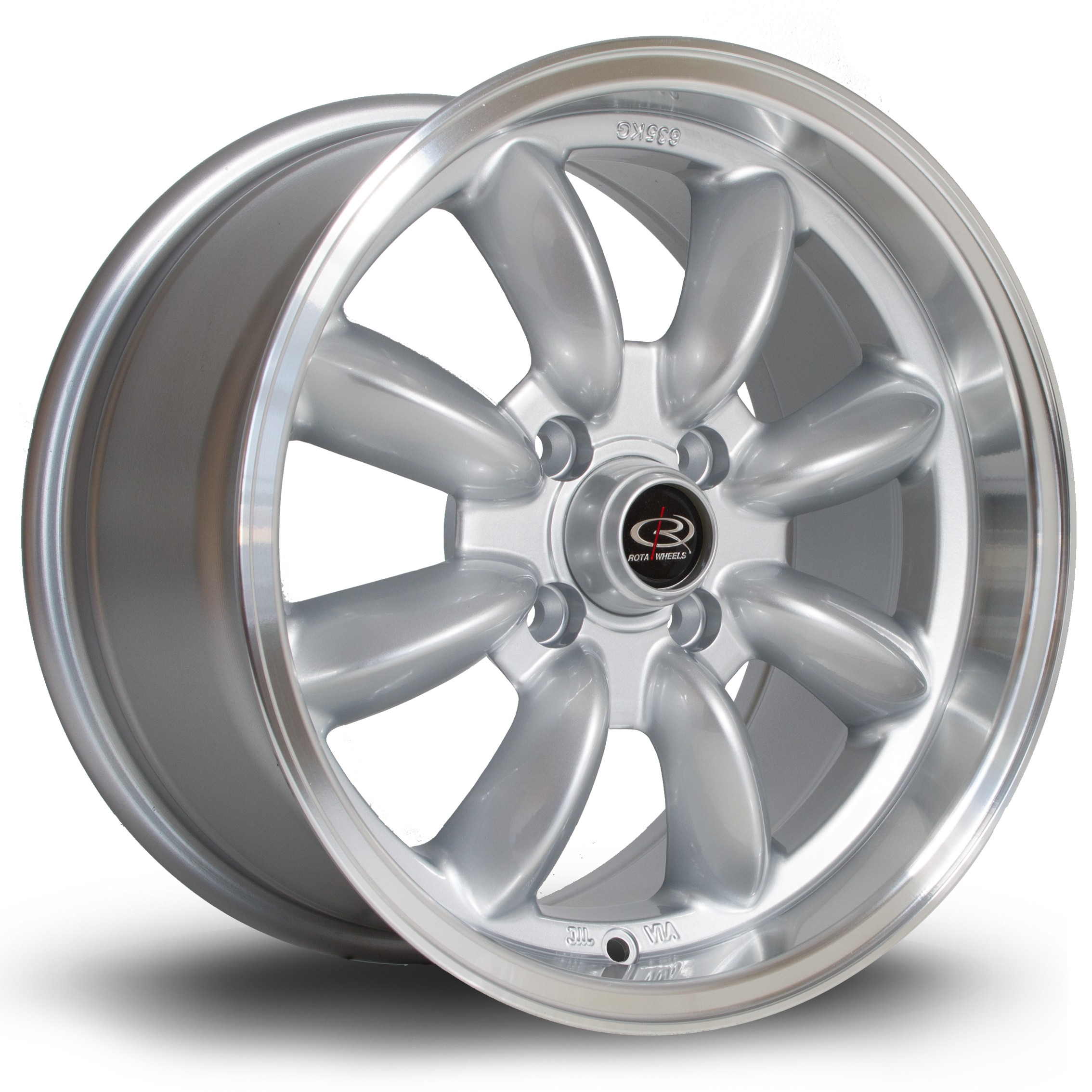 ROTA RB 7x15 4x108 ET30 ROYAL SILVER