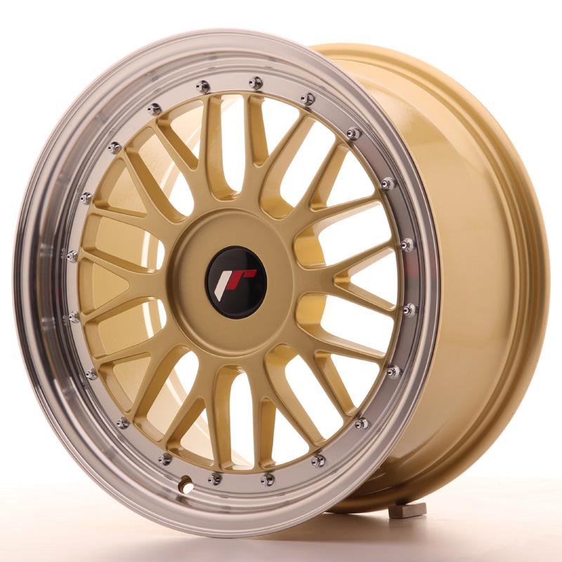 JR23 8x17 5x100 ET40-45 GOLD
