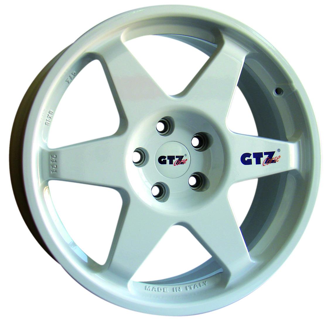 SPEEDLINE CORSE GTZ type 2121 8x18 5x100 ET38 WHITE