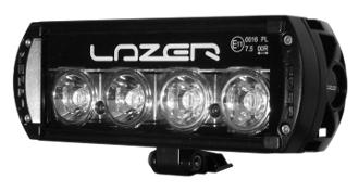 LAZER LAMPS ST4 černá (homologace E11 a FIA)