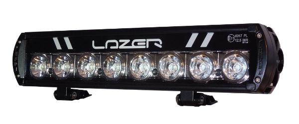 LAZER LAMPS ST8 černá (homologace E11 a FIA)