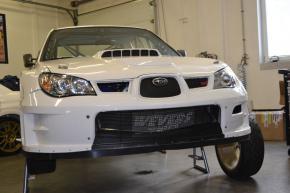 Subaru Impreza WRC S12 přední nárazník