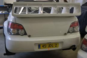Subaru Impreza WRC S12 zadní nárazník