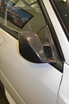 Subaru Impreza WRC S12 zrcáttko P