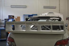 Subaru Impreza WRC S12 zadní křídlo