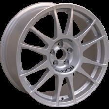 EVO CORSE SANREMO 8x18 5x100 ET35 Silver (AUDI A3 (8L), SEAT)