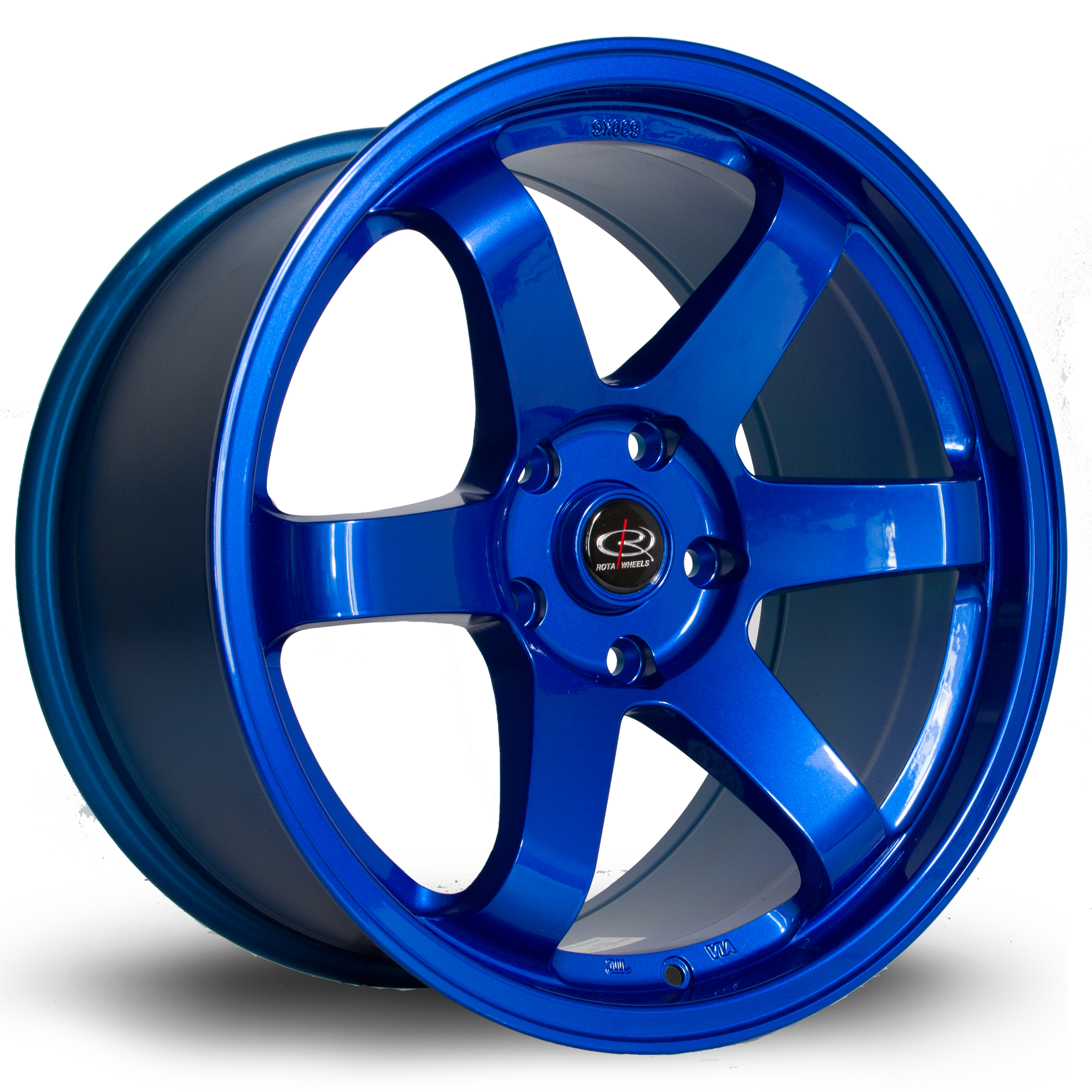 ROTA GRID 9,5x18 5x120 ET35 BLUE