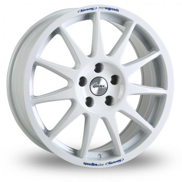 SPEEDLINE CORSE TURINI KIT Type 2120 8,5x18 5x114,3 ET52 WHITE