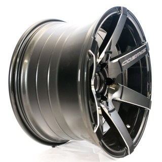 COSMIS RACING S1 9,5x18 5x114,3 ET15 BLACK