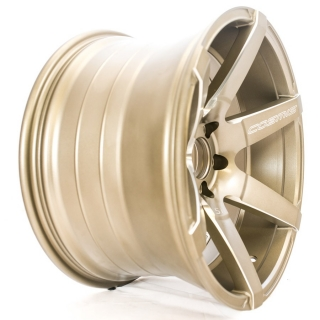 COSMIS RACING S1 9,5x18 5x114,3 ET15 MATT BRONZE