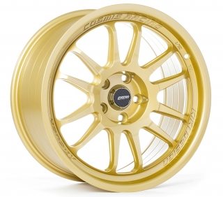 COSMIS RACING XT-206R 11x18 5x114,3 ET8 GOLD