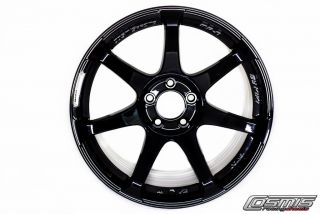 COSMIS RACING MR7 9x18 5x120 ET25 MATT BLACK
