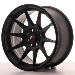 JR11 8x16 4x100/114,3 ET25 FLAT BLACK