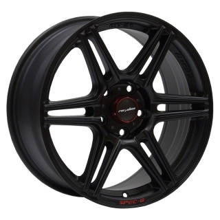 LENSO SPEC G 7,5x17 5x114,3 ET42 MATT BLACK