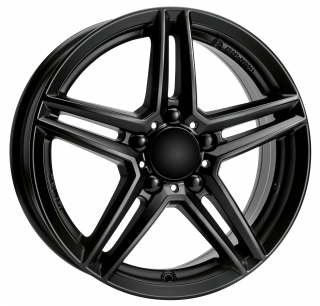 WOLFRACE GB M10X 8,5x19 5x112 ET54 RACING BLACK