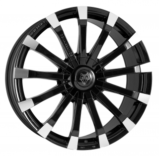 WOLF DESIGN RENAISSANCE 8,5x18 6x139.7 ET45 BLACK POLISHED