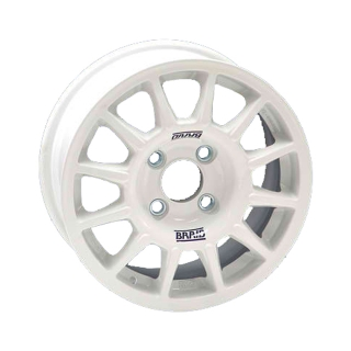 BRAID WINRACE TA 6x14 5x130 ET12/53 WHITE