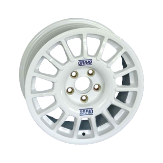 BRAID WINRACE TA 7x15 5x130 ET16/55 WHITE