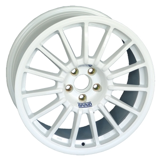 BRAID WINRACE A 8x17 5x130 ET0/55 WHITE