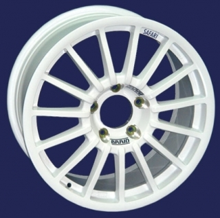 BRAID WINRACE A SAFARI 8x17 5x130 ET0/52 WHITE