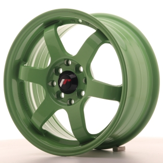 JR3 7x15 4x100/114,3 ET40 GREEN