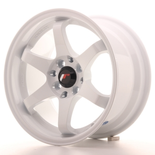 JR3 8x15 4x100/114,3 ET25 WHITE