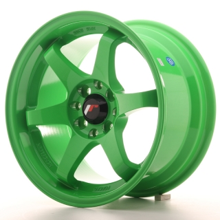 JR3 8x15 4x100/108 ET25 GREEN
