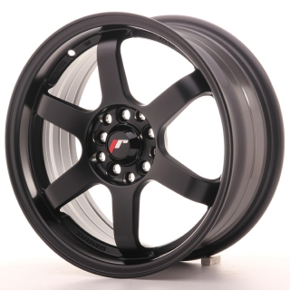 JR3 7x16 4x100/114,3 ET40 MATT BLACK