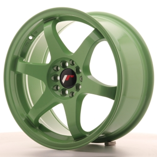 JR3 8x17 5x100/114,3 ET35 GREEN