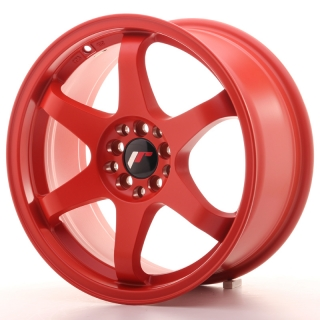 JR3 8x17 5x100/114,3 ET35 MATT BLOODY RED