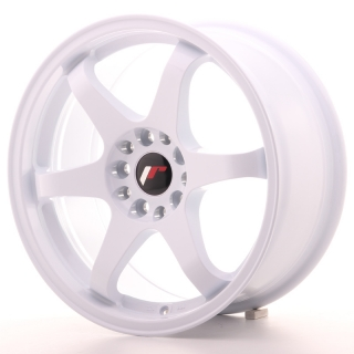 JR3 8x17 4x100/108 ET25 WHITE