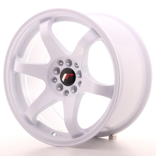 JR3 9x17 5x100/114,3 ET20 WHITE