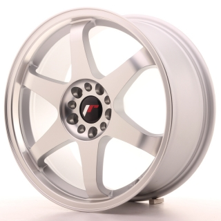 JR3 8x18 5x112/114,3 ET40 MATT SILVER MACHINED