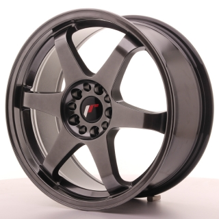 JR3 8x18 5x100/120 ET35 DARK HYPER BLACK