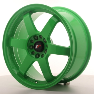 JR3 8,5x18 5x114,3/120 ET30 GREEN