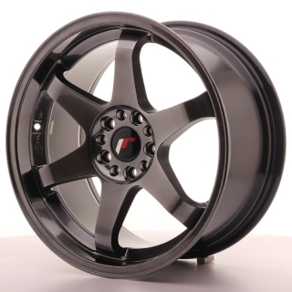 JR3 9x18 5x112/114,3 ET40 DARK HYPER BLACK